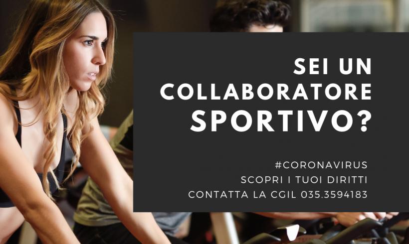 Aggiornamento n. 1 – collaboratori sportivi