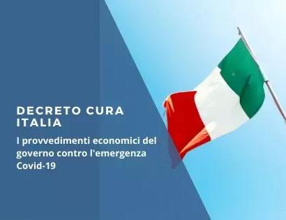 Decreto Cura Italia: misure di sostegno per lavoratori e famiglie