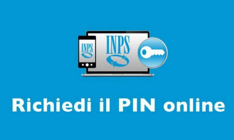 Come richiedere il PIN INPS