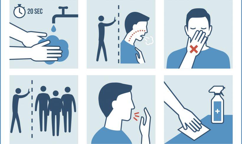 Coronavirus e lavoro: 10 regole da seguire