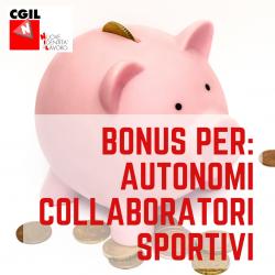 Decreto Rilancio: bonus e sostegni per autonomi e sportivi
