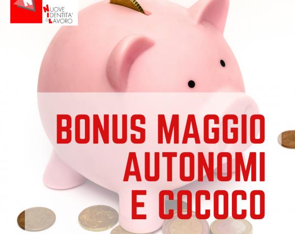 Bonus 1000 euro maggio  – INPS gestione separata