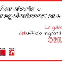 Sanatoria – regolarizzazione migranti: come fare?
