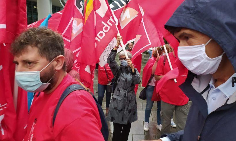 Dodicimila lavoratori somministrati della sanità in sciopero per la parità di diritti
